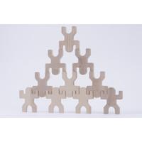 Les Jouets Libres | Tiki | Set van 10 houten poppetjes