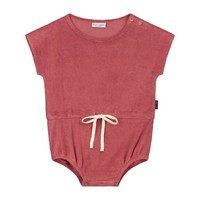 Daily Brat | Joe Towel suit | Marsala
