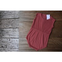 Daily Brat | Jixy playsuit | Marsala