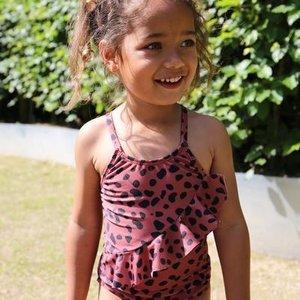 Daily Brat Daily Brat | Mia swimsuit UPF50+| Marsala