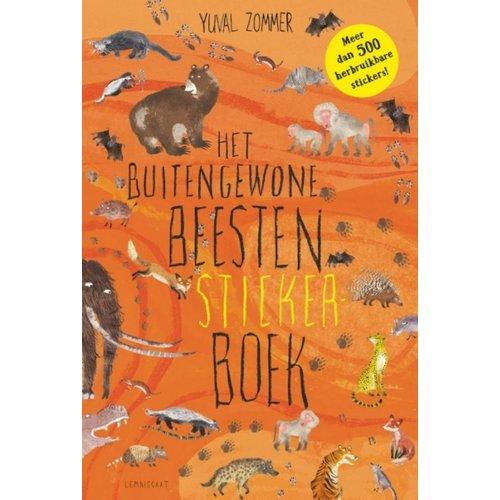 Boeken Het Buitengewone Beesten stickerboek