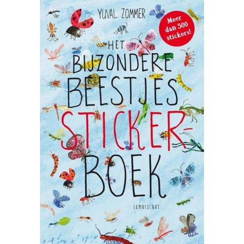 Boeken Het Bijzondere Beestjes stickerboek