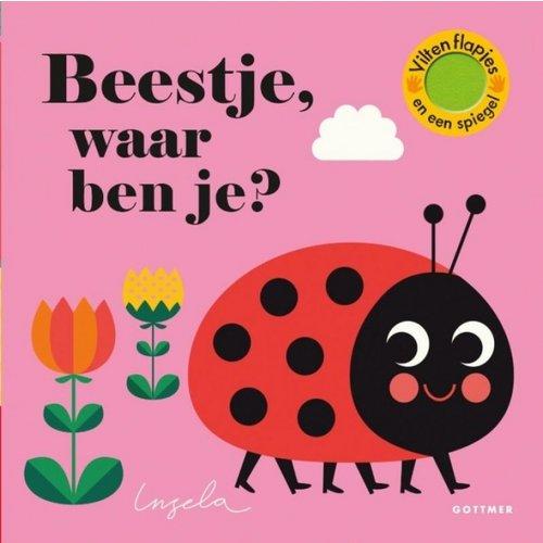 Boeken Beestje, waar ben je? Flapjesboek