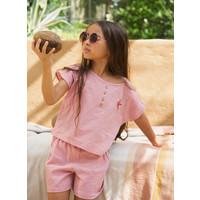 Ammehoela | AM.June.01 | roze shirtje