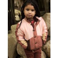 Ammehoela | AM.Eighties.01 | Roze jas