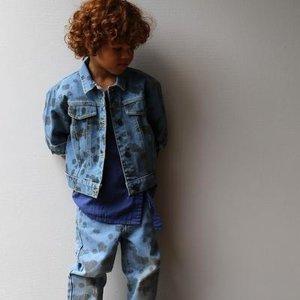 Daily Brat Daily Brat | Dalmatian jeans | Indigo