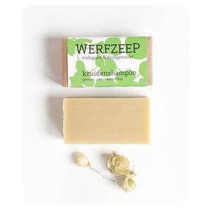 Werfzeep Werfzeep | Shampoobar kruiden 100gr