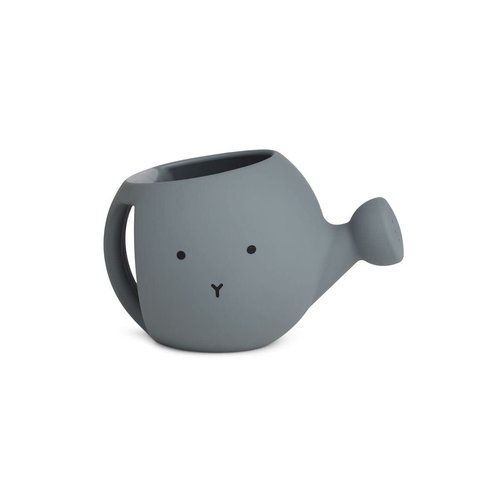 Liewood Liewood | Lyon watering can Rabbit blue wave | Siliconen gietertje