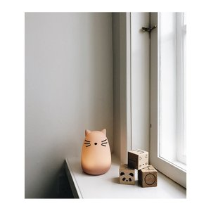 Liewood Liewood | Winston night light | Nachtlampje Cat rose