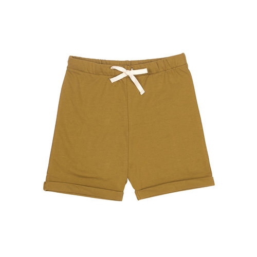 Say Please Say Please | Sweat shorts | Khaki