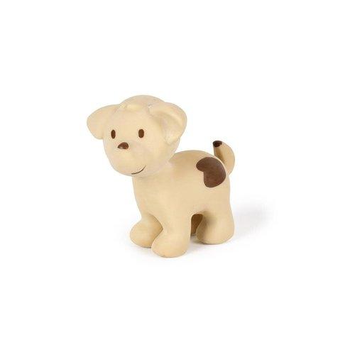 Tikiri Tikiri | Bijt- en badspeeltje | Mijn Eerste Boerderijdiertje Hond