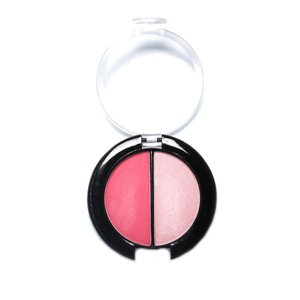Miss Nella Miss Nella | Kinder oogschaduw duo 'Pink Skies' | Roze + Licht roze