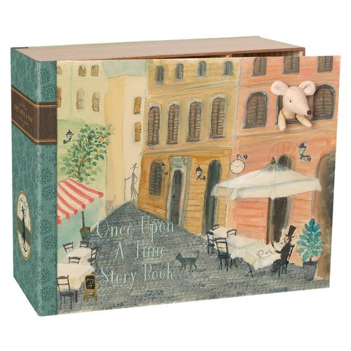 Maileg Maileg | Mouse book house | Muizenhuis