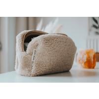 Studio Noos | Chunky Teddy Pouch | Ecru