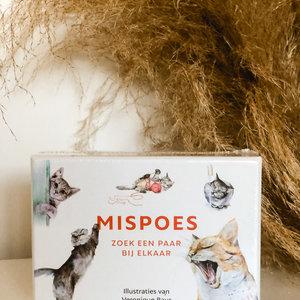 Overig Mispoes spelletje | Poezen memory