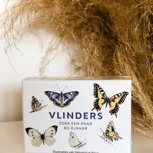 Overig Vlinders memospel | Vlinder memory