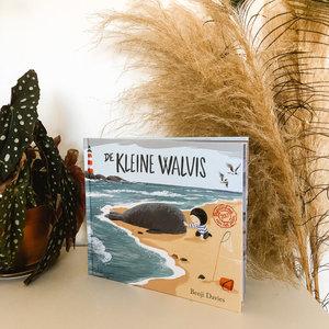 Overig De Kleine Walvis | Prentenboek