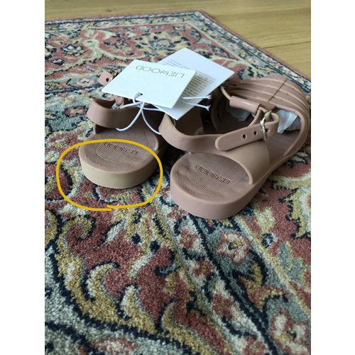 Liewood Liewood | Bre sandals VERKLEURING | Waterschoenen dark rose