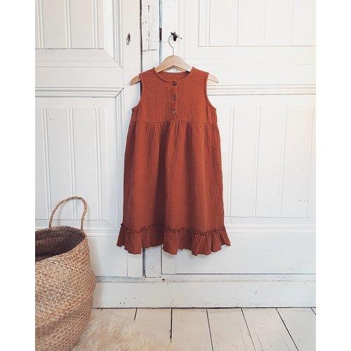 Daily Brat Daily Brat | Moon dress | Summer cinnamon