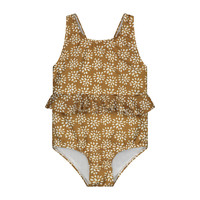 Daily Brat | Abby swimsuit SPF50+ | Painted flower