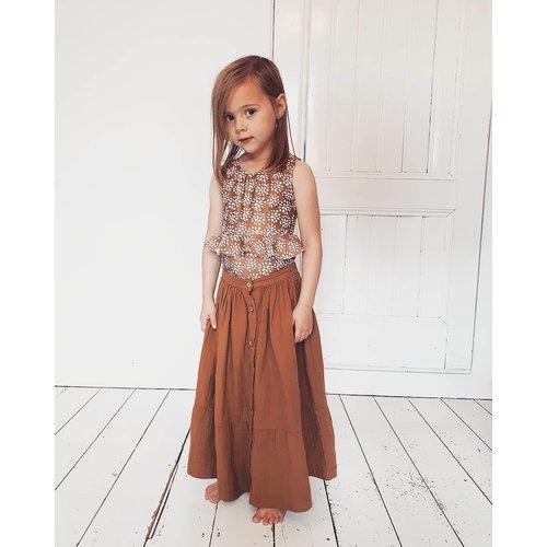 Daily Brat Daily Brat | Zena maxi skirt | Sandstone