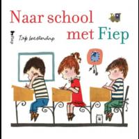 Naar school met Fiep kartonboekje