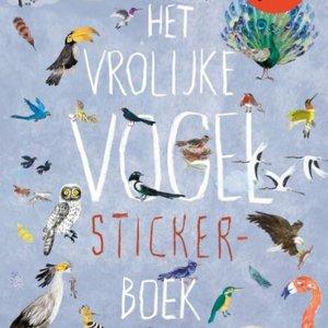 Boeken Het Vrolijke Vogel stickerboek