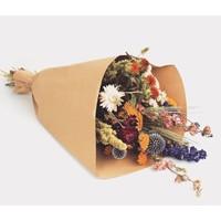 Wild Flowers | Droogbloemen Veldboeket L | Multi