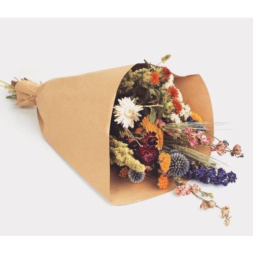 Overig Wild Flowers | Droogbloemen Veldboeket L | Multi