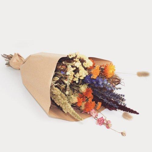 Overig Wild Flowers | Droogbloemen Veldboeket M | Multi