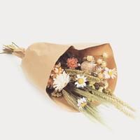 Wild Flowers | Droogbloemen Veldboeket M | Naturel