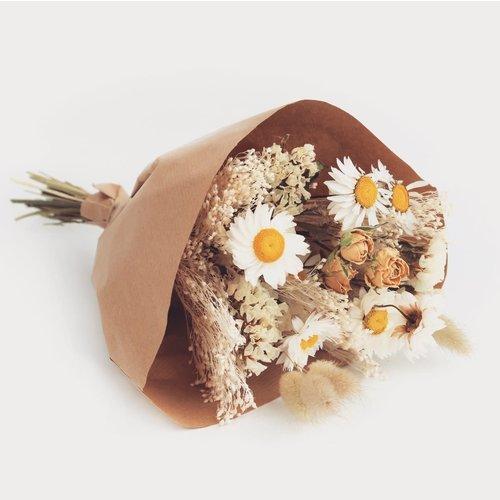 Overig Wild Flowers | Droogbloemen Veldboeket S | Naturel
