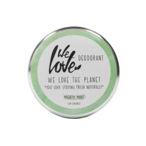 We Love The Planet We Love The Planet | Deodorant Mighty Mint