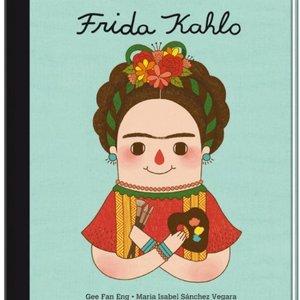 Boeken Van Klein tot Groots: Frida Kahlo