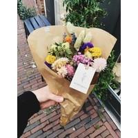 Wild Flowers | Droogbloemen Veldboeket S | Multi