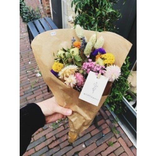 Overig Wild Flowers | Droogbloemen Veldboeket S | Multi
