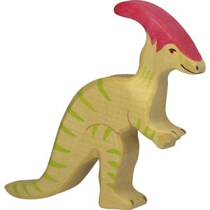 Holztiger Holztiger | Parasaurolophus dino