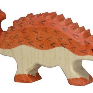 Holztiger Holztiger | Ankylosaurus dino