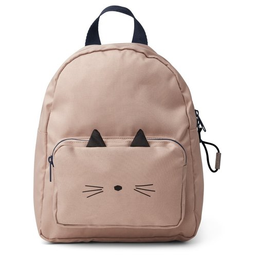 Liewood Liewood | Allan backpack | Rugtas cat rose