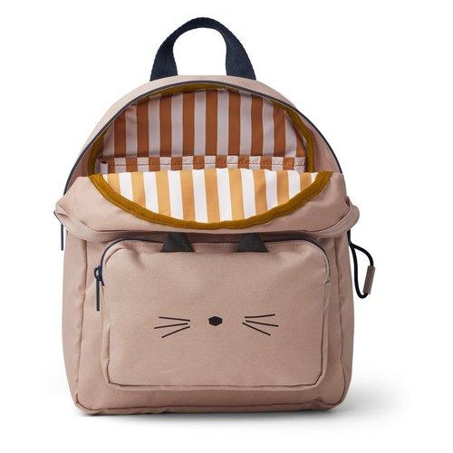 Liewood Liewood | Allan backpack | Rugtas cat rose
