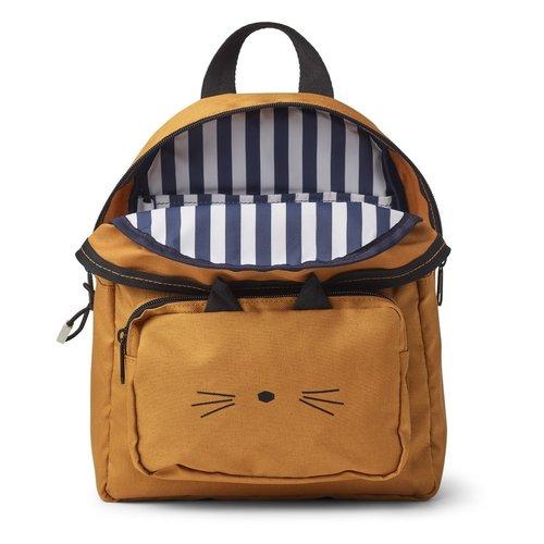Liewood Liewood | Allan backpack | Rugtas cat mustard
