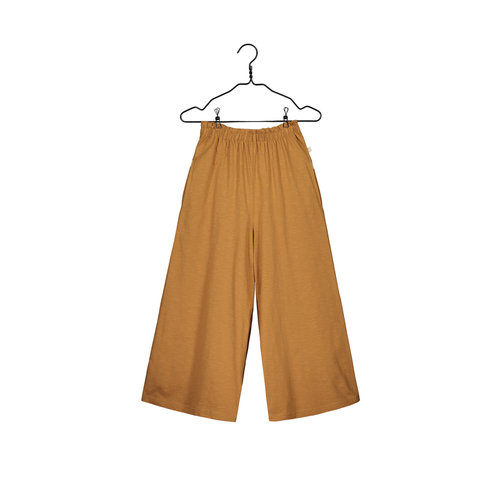 Mainio Mainio | Slub culottes | Bruine culotte