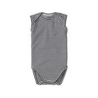 Mingo | Basics sleeveless romper stripes