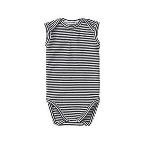 Mingo kids Mingo | Basics sleeveless romper stripes