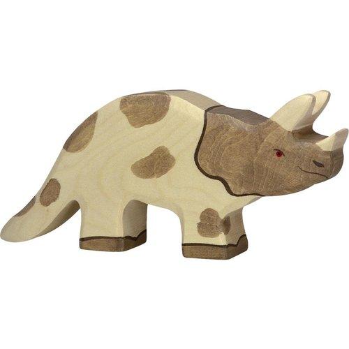 Holztiger Holztiger | Triceratops dinosaurus