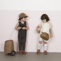 Olli Ella | Mini Chari Natural | Fietsmandje