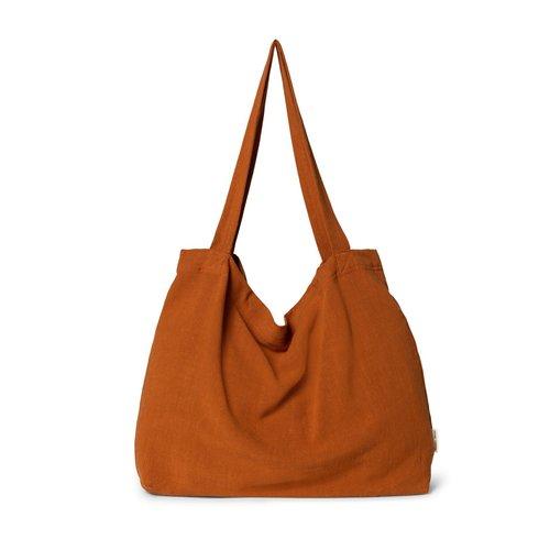 Studio Noos Studio Noos | Cinnamon mom-bag