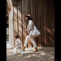 Studio Noos | Wild Flower mom-bag