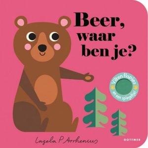 Boeken Beer, waar ben je? Flapjesboek