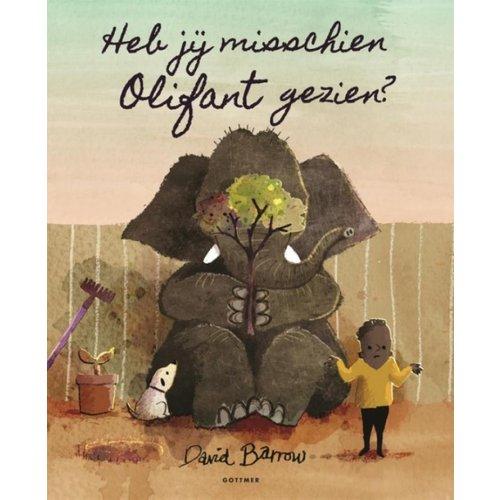 Overig Heb jij misschien Olifant gezien? | Prentenboek